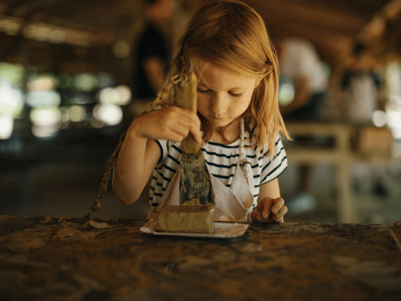 Ausflugstipp für Familien: Ziegeleipark Mildenberg // HIMBEER